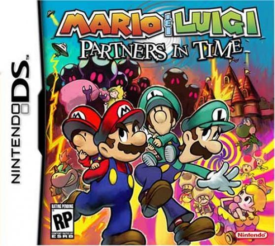 Thumbnail 1 for Mario & Luigi Partners in Time